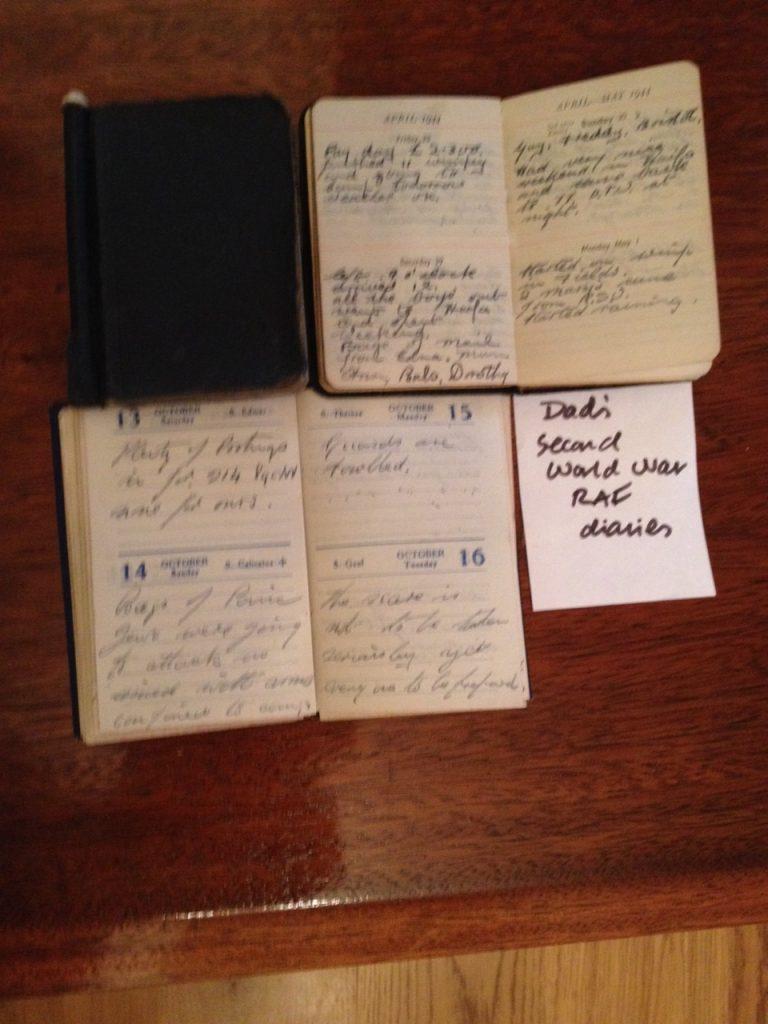 Dad's Diaries